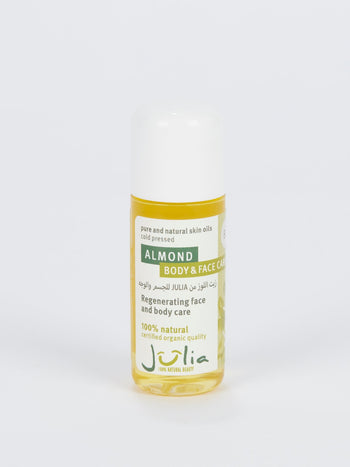 Julia Bio Almond Oil (15ml)