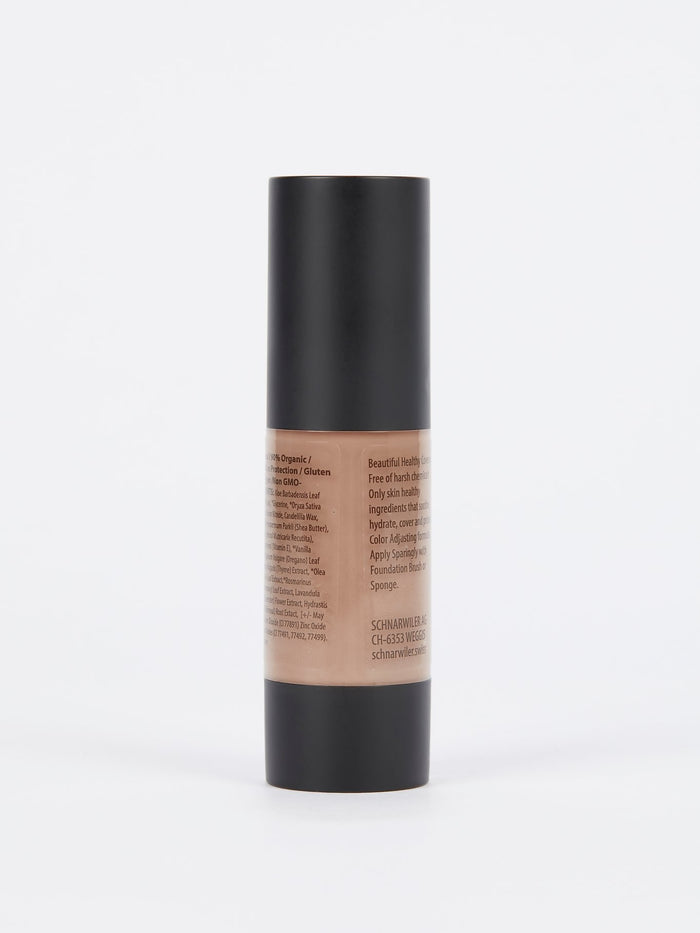 Natural and Organic Liquid Foundation 702