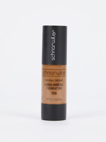 Natural and Organic Liquid Foundation 706