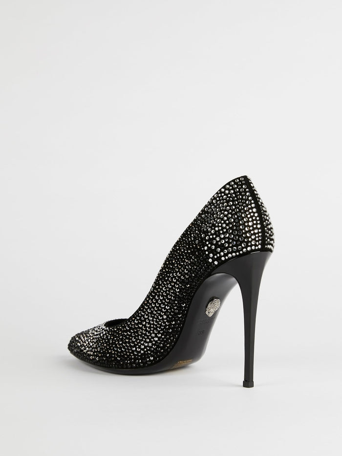 Grayling Black Multi-Stud Pumps