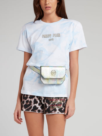 Mermaid Effect Logo Belt Bag