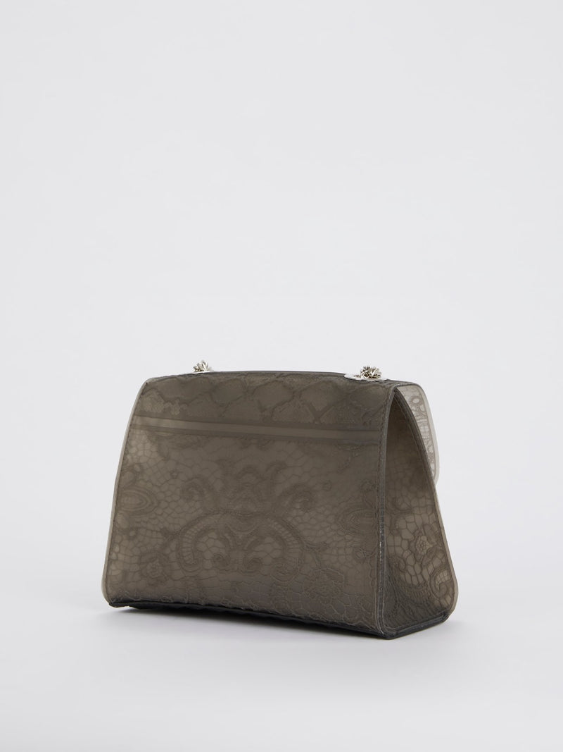 Shadow Mignon Lace Crossbody Bag