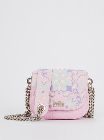 Wisteria Mini Dafne Azulejos Shoulder Bag