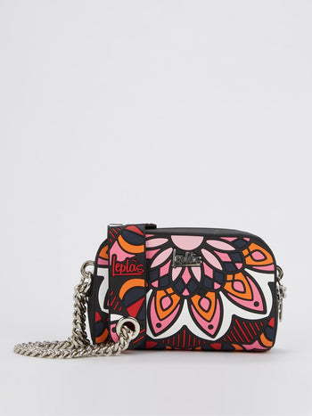 Red Eliana Fantasy Shoulder Bag
