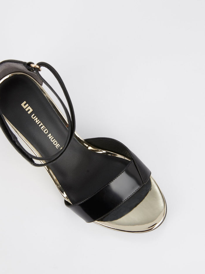 Bella Ankle Strap Leather Sandals