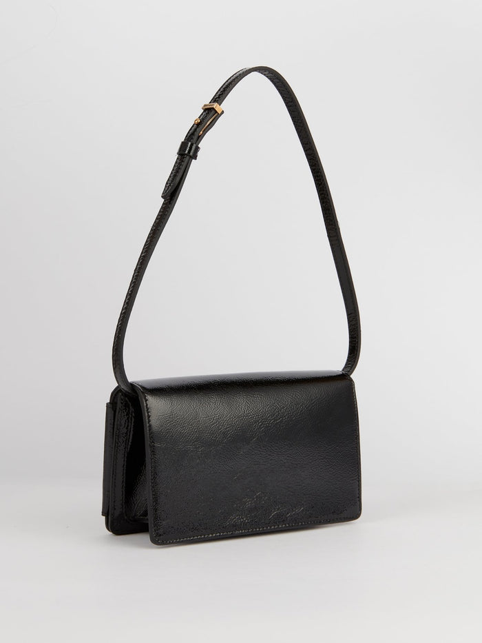 Vernicetta Snake Detail Shoulder Bag