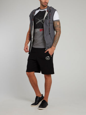Will Grey Jogging Vest