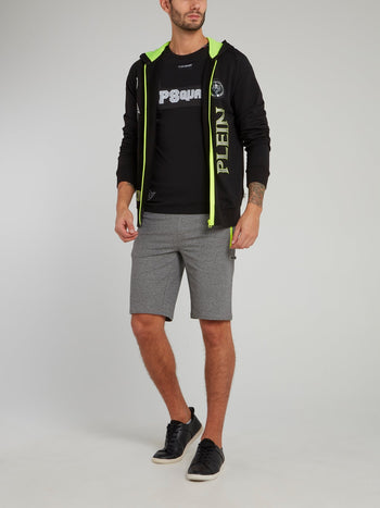Murray Neon Panel Jogging Shorts