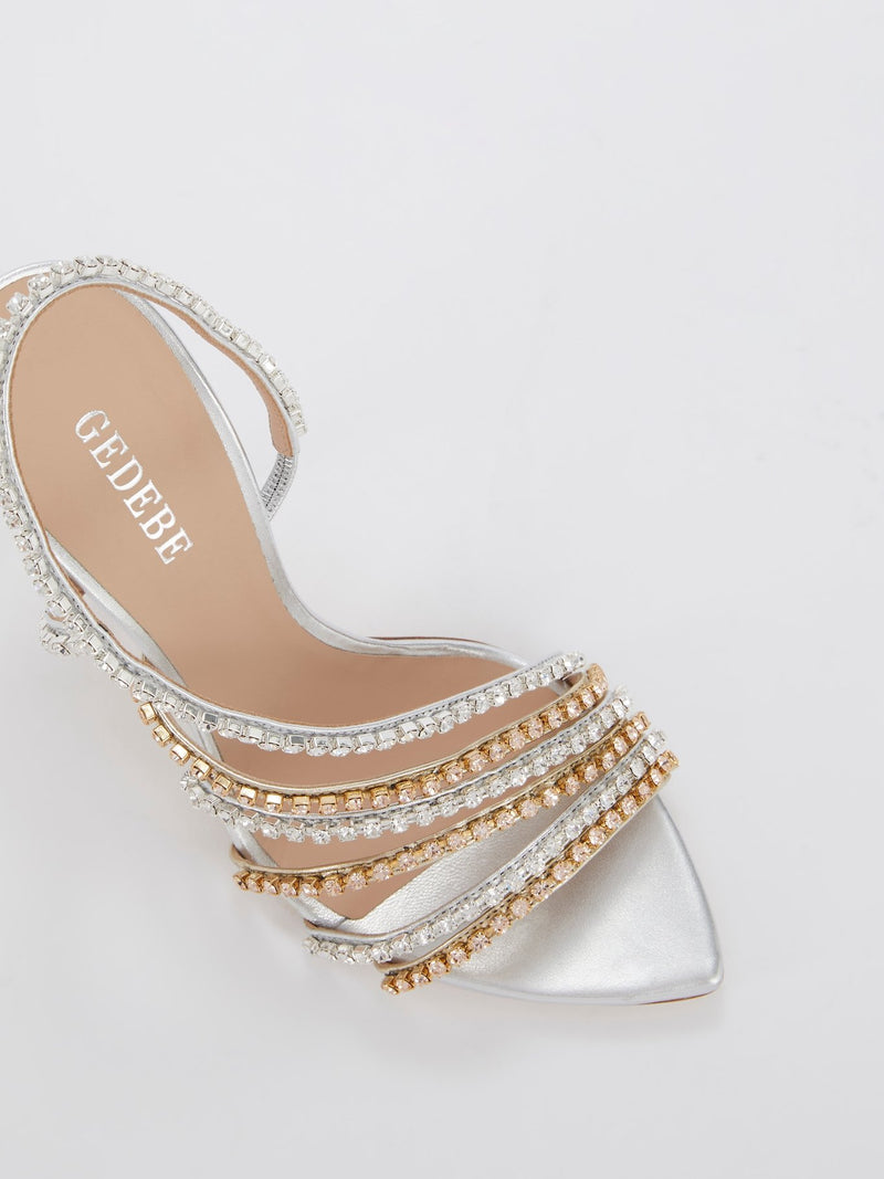 Marith Embellished Sandals