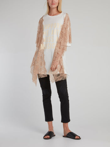 Nelly Lace Detail Tunic