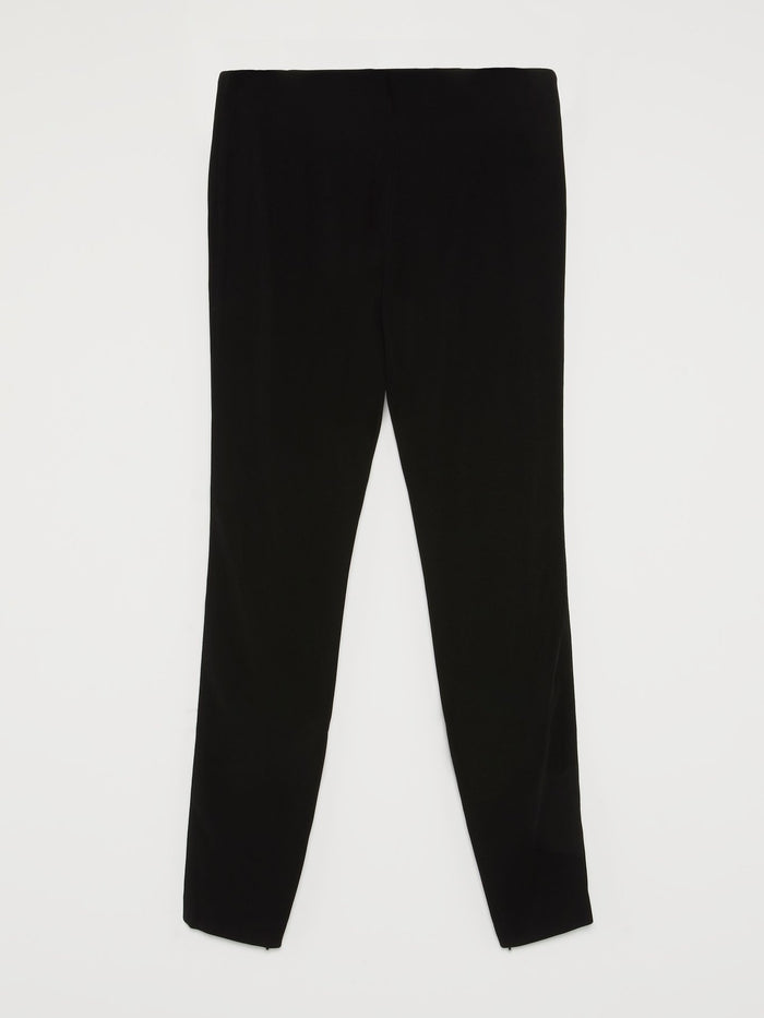 Black Front Pocket Leggings