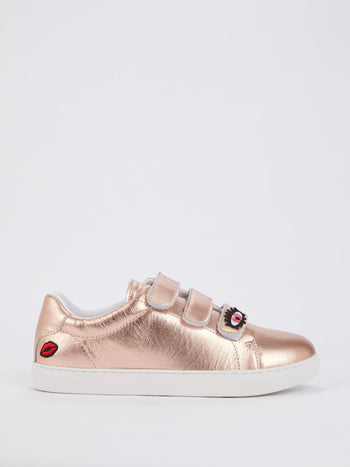 Edith Rose Gold Sneakers