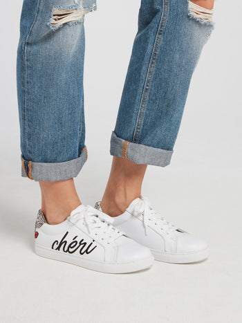Simone Cheri Cheri Low Top Sneakers