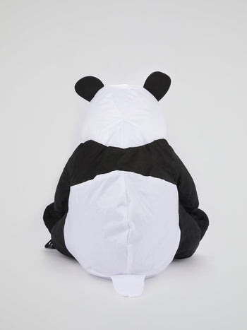 Panda Nylon Backpack
