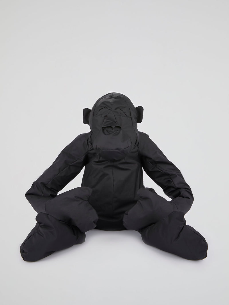 Black Orangutan Backpack
