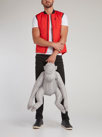 Grey Orangutan Backpack