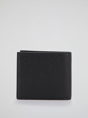 PP1978 Black Logo French Wallet