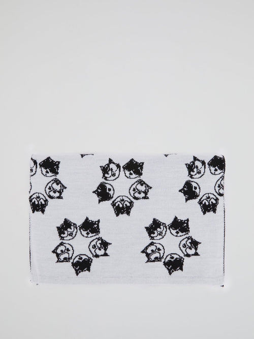 Felix the Cat Printed Scarf