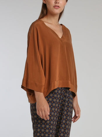 Melanie Brown Swing Top