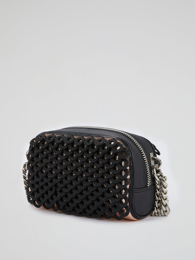 Black Eliana Shoulder Bag