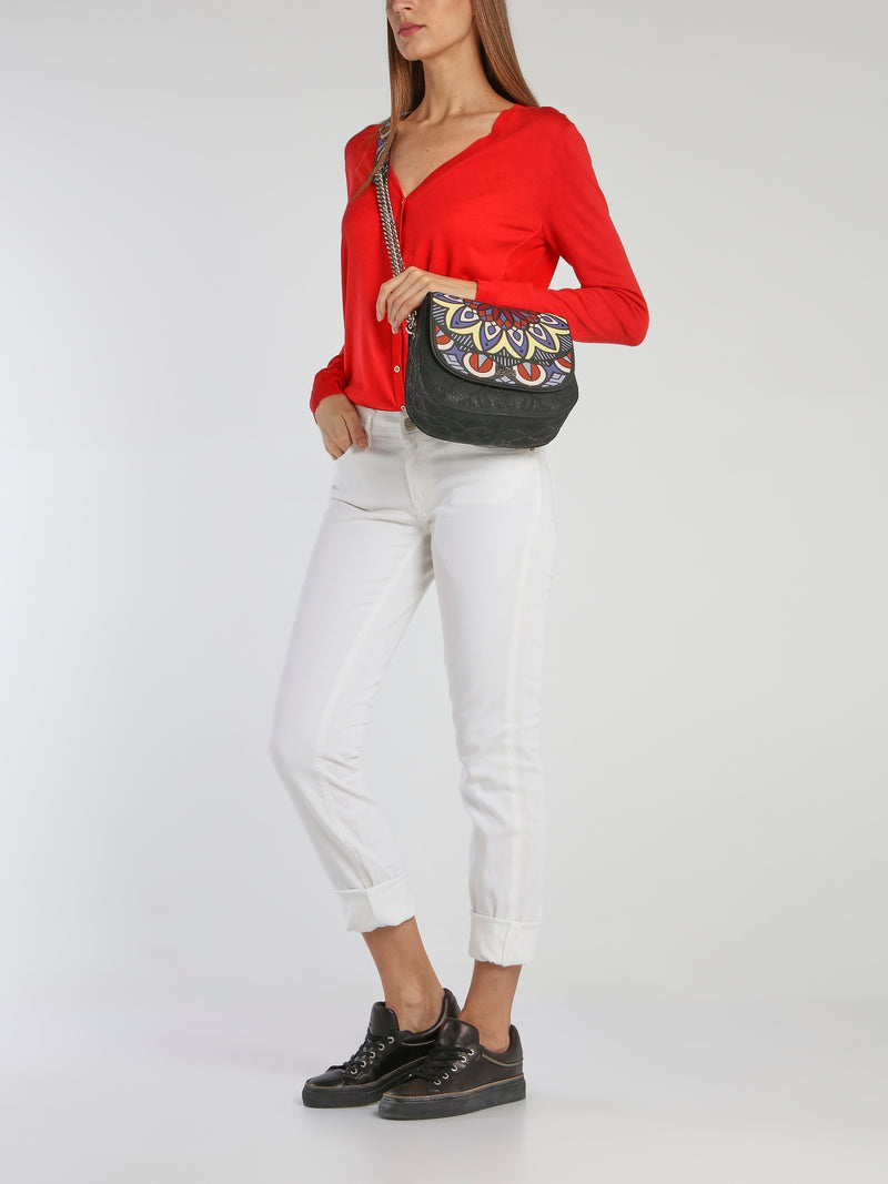 Big Dafne Fantasy Shoulder Bag