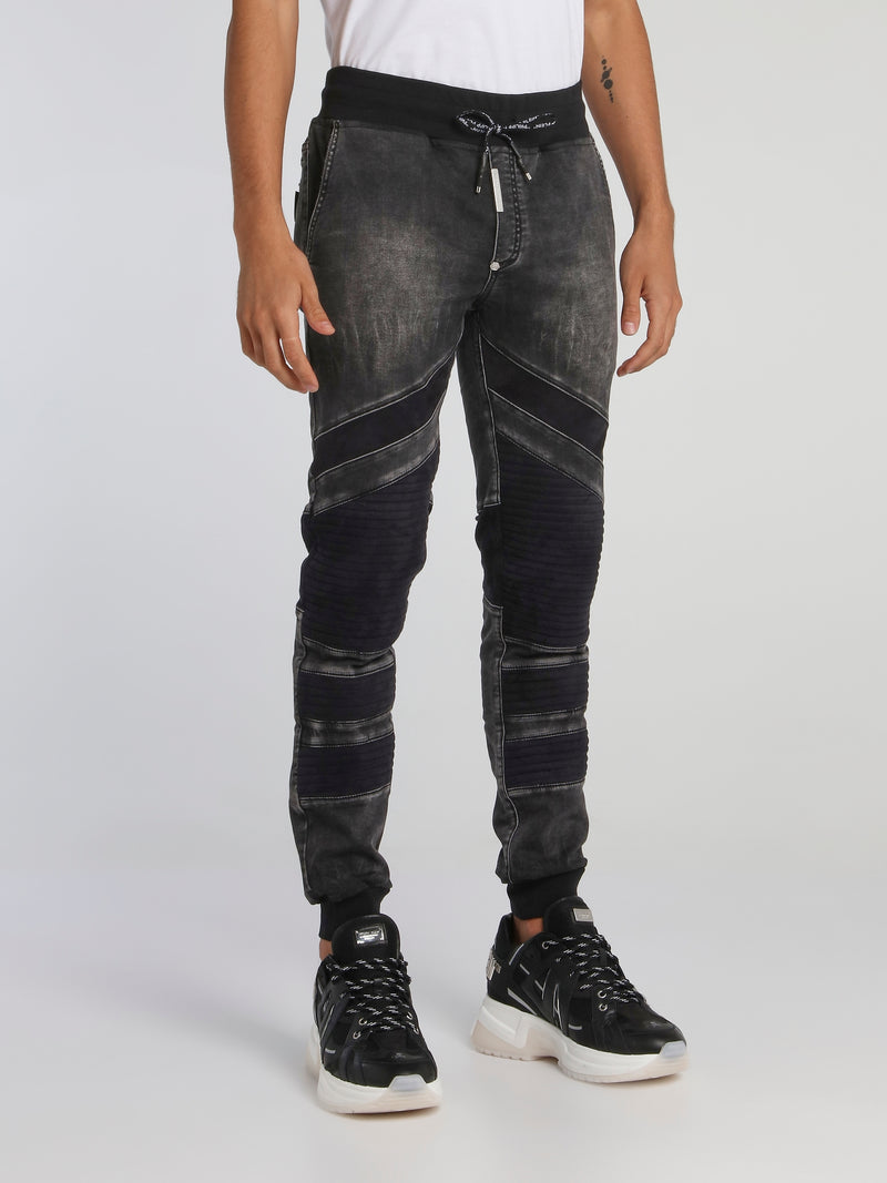 Grey Slim Shady Chill Fit Trousers