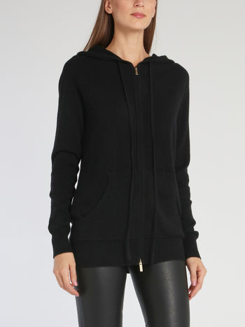 Jennifer Black Fine-Knit Sweatshirt