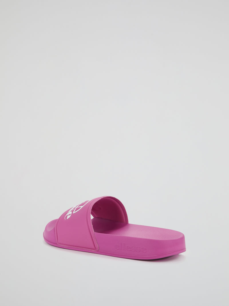 Filippo Purple Logo Slides