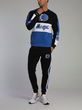 Orlando Magic Leading Scorer Blue Fleece Sweatshirt