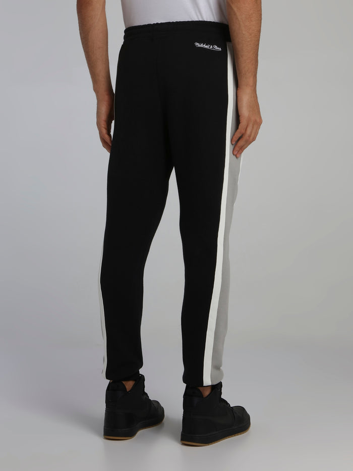San Antonio Spurs Final Seconds Black Fleece Pants
