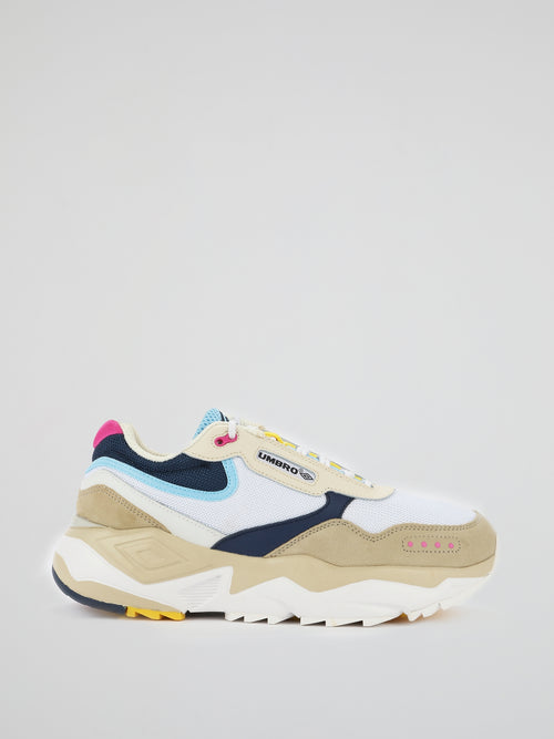 Phoenix Colour Block Sneakers