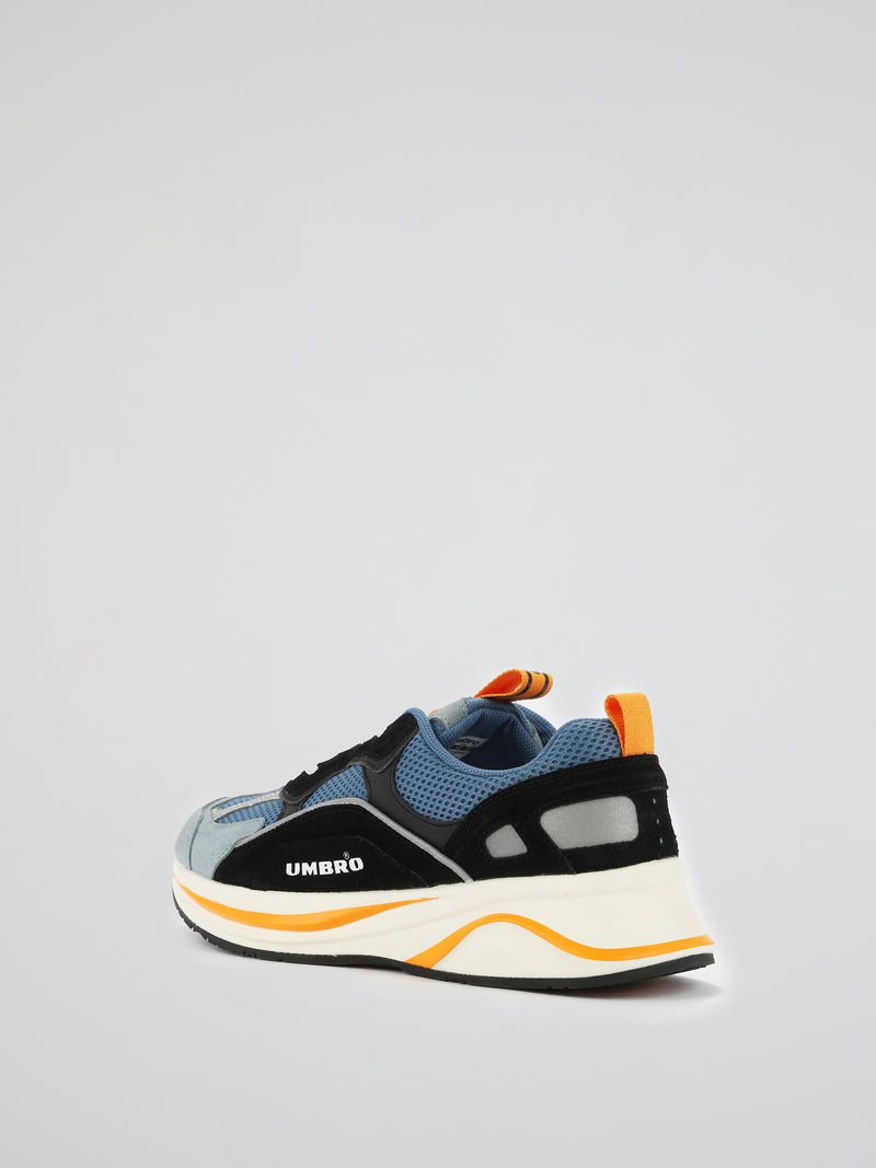 Crank Colour Block Sneakers