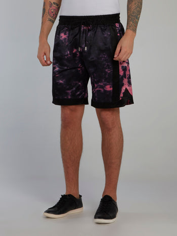 Tie Dye Basketball Shorts