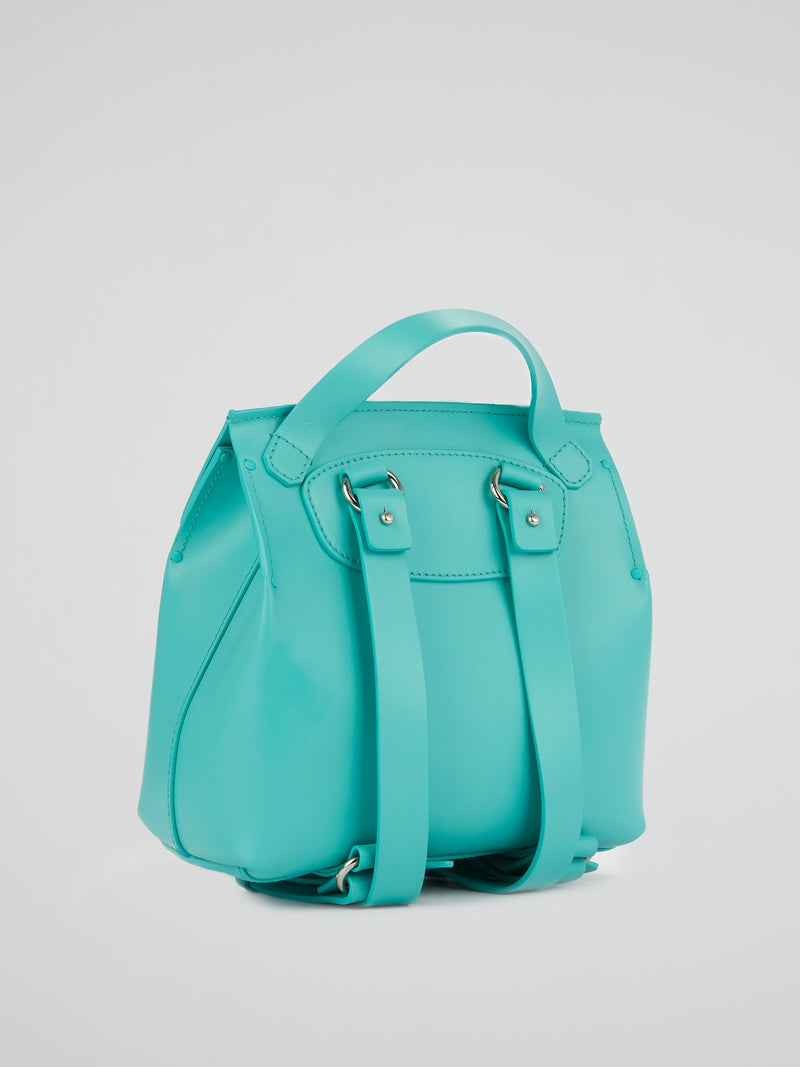 Hoodia Blue Mini Backpack