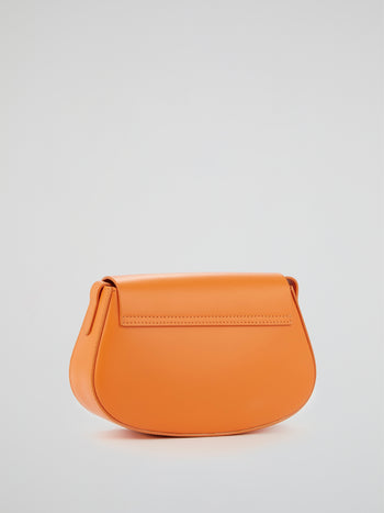 Lobivia Orange Mini Crossbody Bag