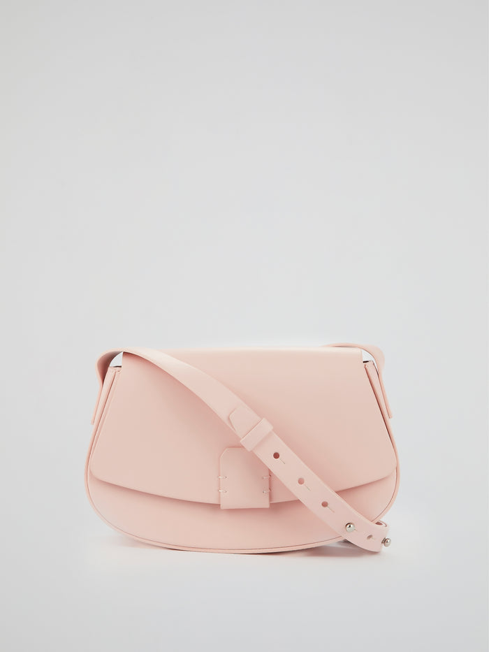 Lobivia Powder Pink Mini Crossbody Bag