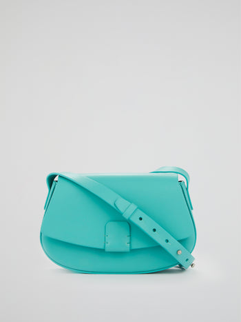 Lobivia Blue Mini Crossbody Bag