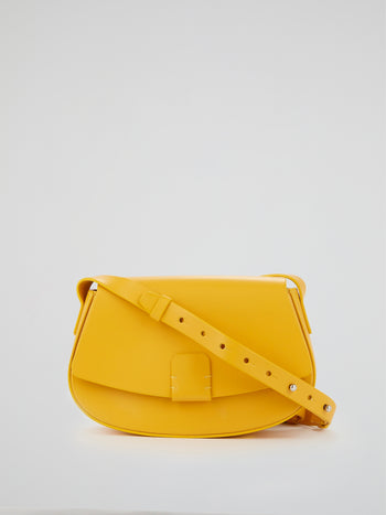 Lobivia Yellow Mini Crossbody Bag