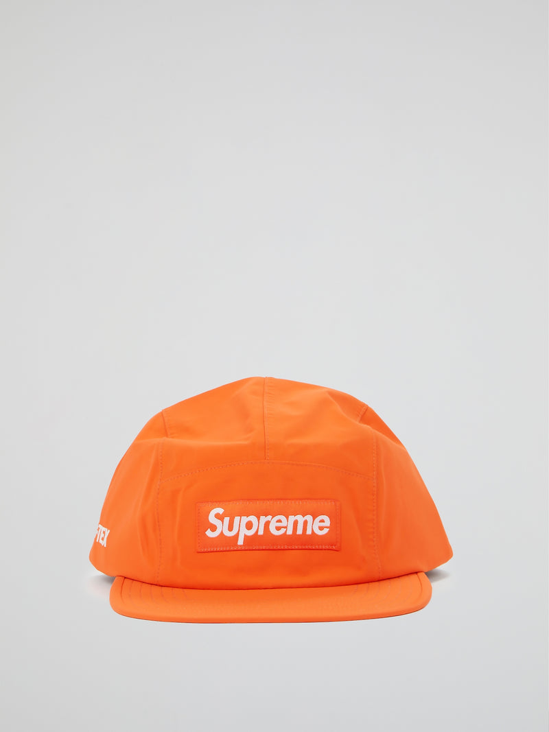 Orange Gore-Tex Camp Cap