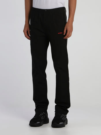 Kinfolk x Umbro Black Easy Pants
