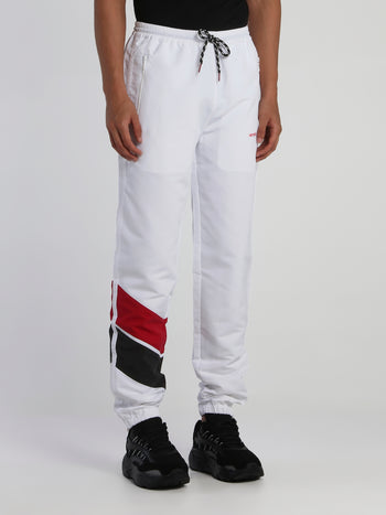 Kinfolk x Umbro White Track Pants