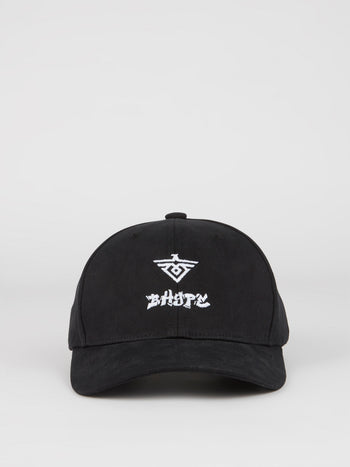 DCNTD X B Hype Black Adjustable Cap
