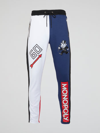 Monopoly Colour Block Track Pants