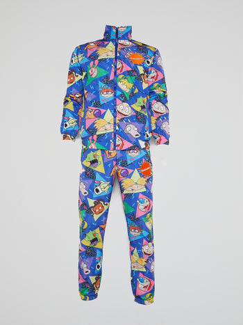 Nickelodeon Pop Heads Track Pants