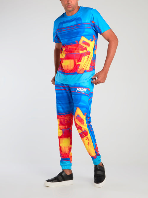 Drawstring Sublimation Core Pants