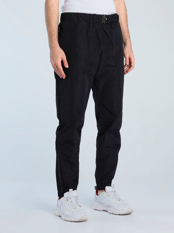 Black Belted Tactical Pants