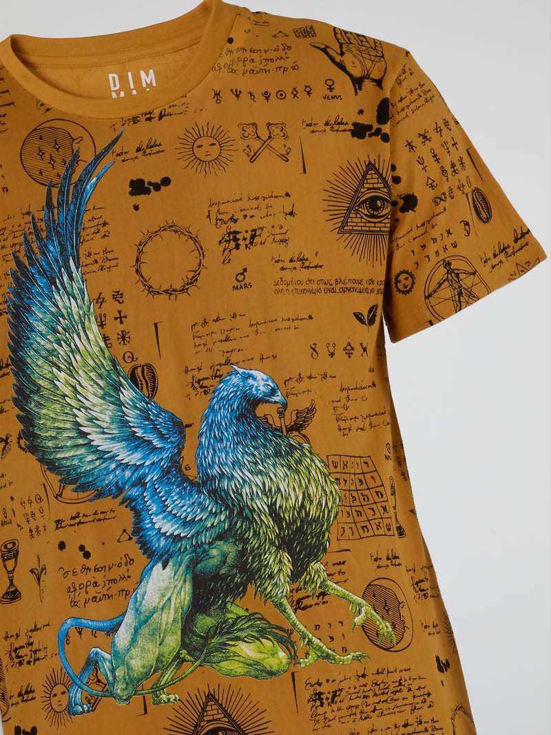 Bestiary Gryphon T-Shirt