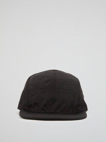 Black Pane Soft Cap