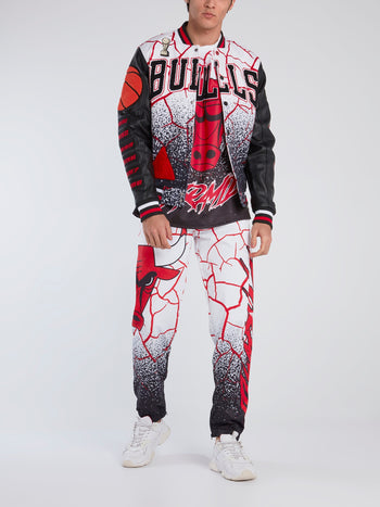 Chicago Bulls Waistband Track Pants