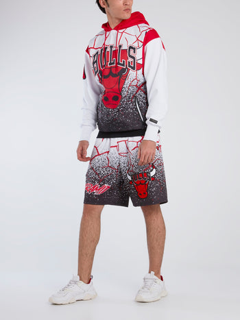 Chicago Bulls Drawstring Shorts